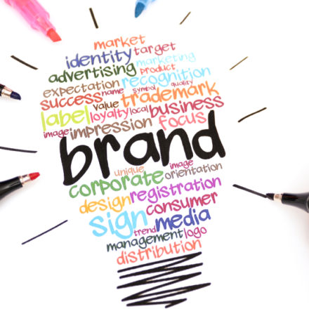 How should define your brand?