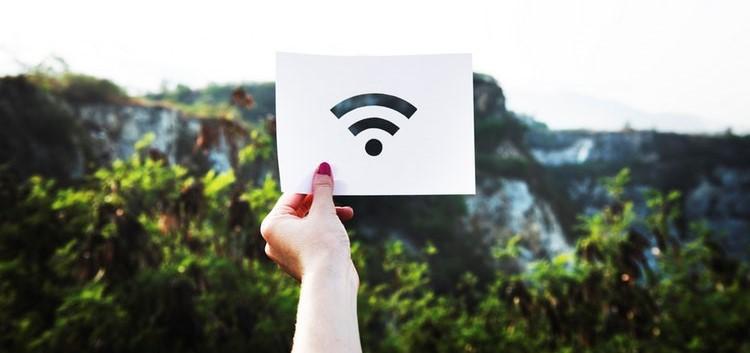 wifi travel app
