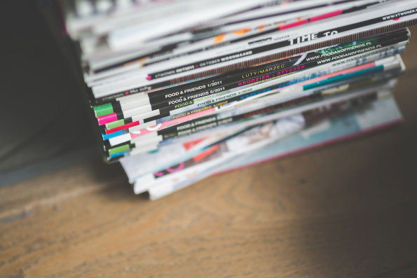 Online Marketing Magazine Builder Second Image