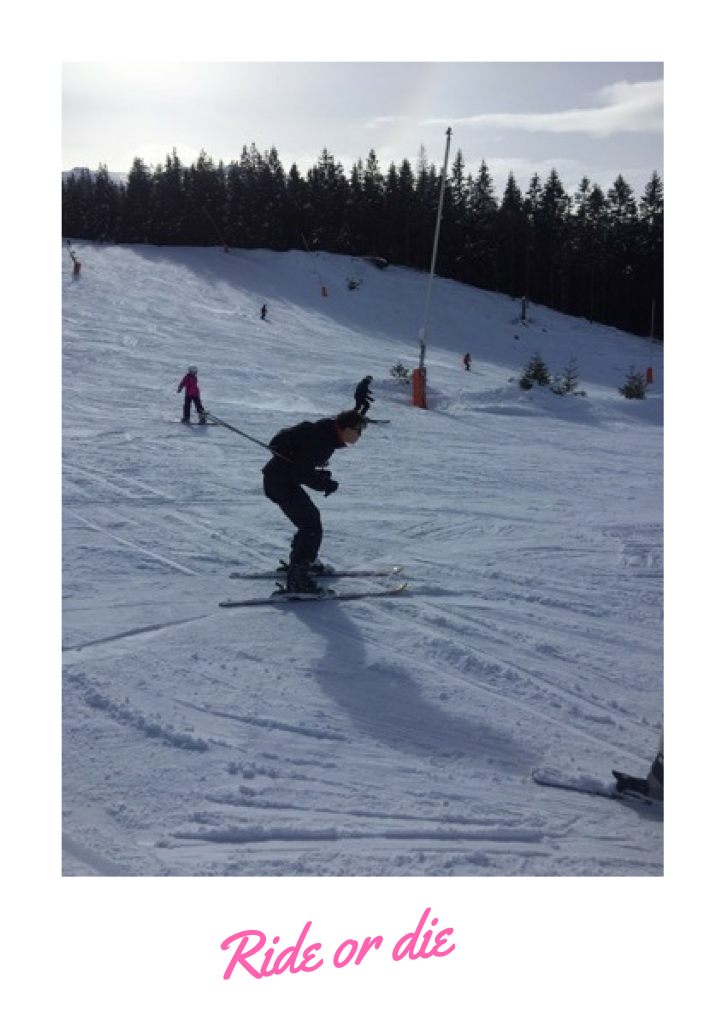 slope team building ski trip