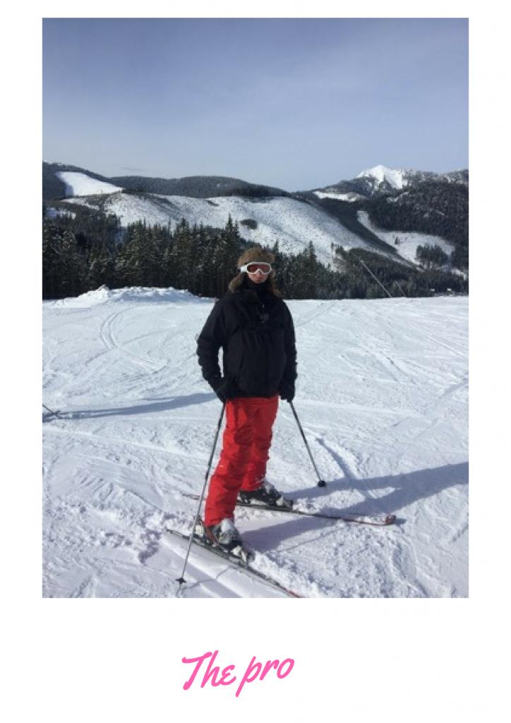 red ski jasna team building