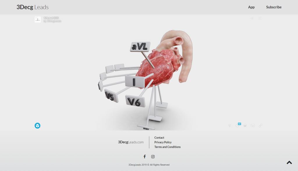 heart medical app