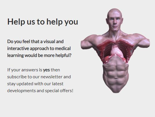 medical app human body
